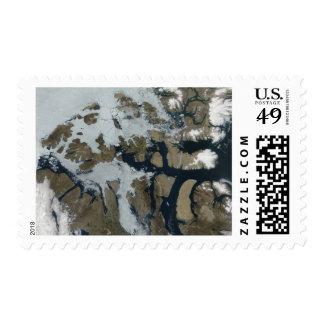 The Queen Elizabeth Islands Postage