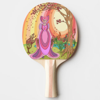 The Queen Ping Pong Paddle