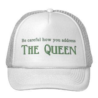 The Queen! Hat