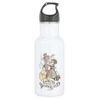 The Queen & Mad Hatter | Looking for Wonderland 2 Water Bottle