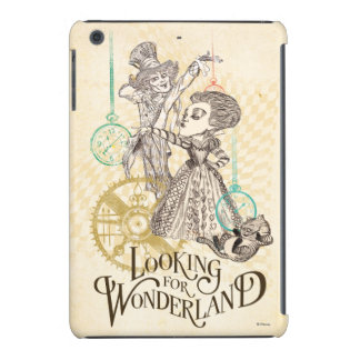 The Queen & Mad Hatter | Looking for Wonderland 3 iPad Mini Case