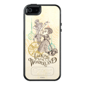 The Queen & Mad Hatter | Looking for Wonderland 3 OtterBox iPhone 5/5s/SE Case