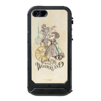 The Queen & Mad Hatter | Looking for Wonderland Waterproof Case For iPhone SE/5/5s