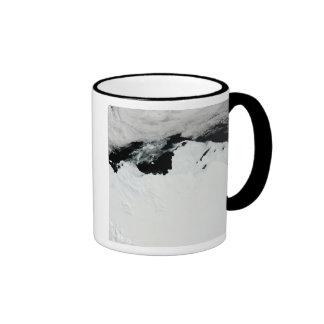 The Queen Mary Coast of Antarctica Coffee Mugs