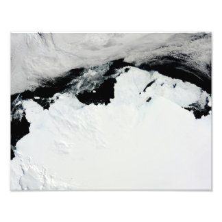 The Queen Mary Coast of Antarctica Photo Art