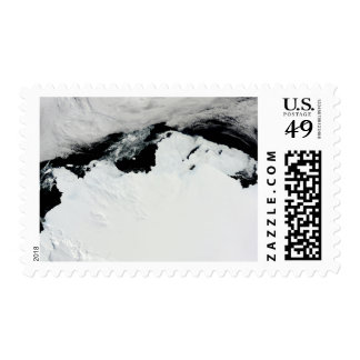 The Queen Mary Coast of Antarctica Postage Stamp