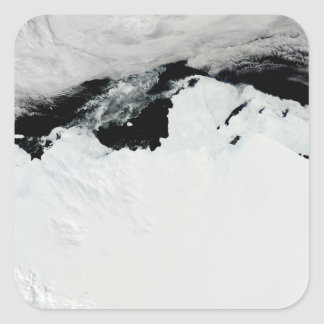 The Queen Mary Coast of Antarctica Stickers