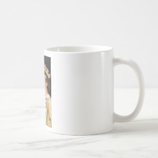 The Queen 'nose' she picked a diamond year. Coffee Mug