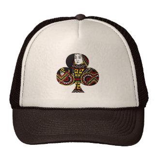 The Queen of Clubs Trucker Hat