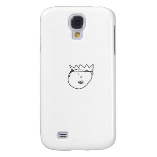 The Queen of England Drawing by Han Samsung Galaxy S4 Cases