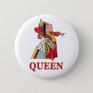 THE QUEEN OF HEARTS BUTTON