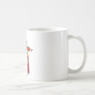THE QUEEN OF HEARTS COFFEE MUG