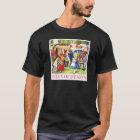 The Queen of Hearts Meets Alice in Wonderland T-Shirt