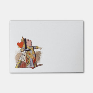 The Queen Of Hearts - Notes Post-it® Notes