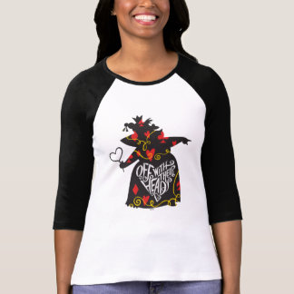 The Queen of Hearts | Off with Their Heads T-Shirt