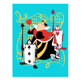 The Queen of Hearts | The Queen's Card Soldiers