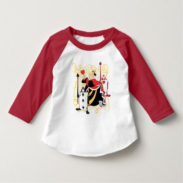 Disney Themed The Queen of Hearts | The Queen's Card Soldiers T-Shirt