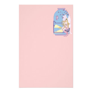 The Queen of Swords Personalized Stationery