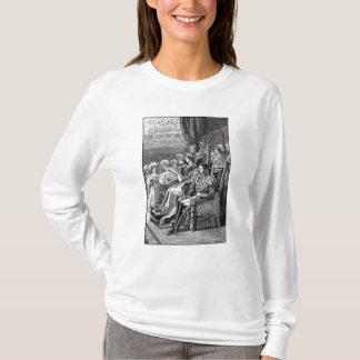 The Queen Opening Parliament in 1846 T-Shirt