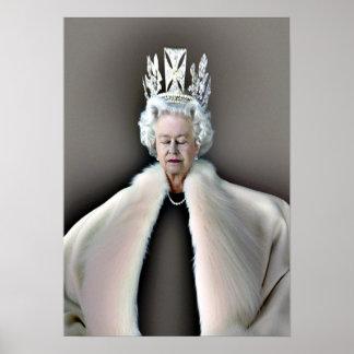 The Queen Print