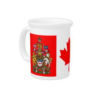 The Queen s Diamond Jubilee - Canada Drink Pitchers
