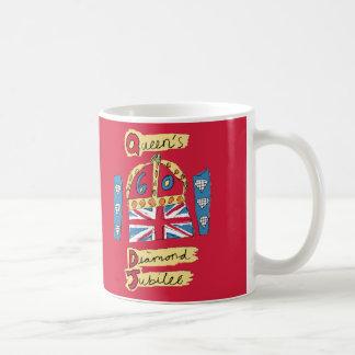 The Queen s Diamond Jubilee Coffee Mug