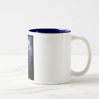 The Queen Two-Tone Coffee Mug
