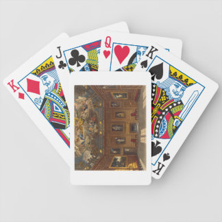 The Queen's Audience Chamber, Windsor Castle, from Bicycle Playing Cards