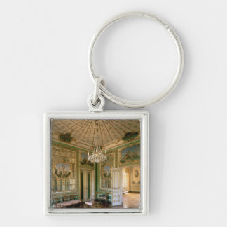 The Queen's Boudoir, 1774-86 Keychain