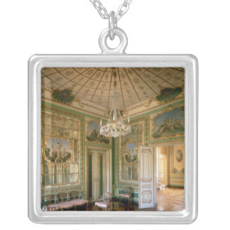The Queen's Boudoir, 1774-86 Silver Plated Necklace