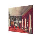 The Queen's Breakfast Room, Buckingham House Canvas Print