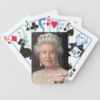 The Queen's Cards Poker Cards