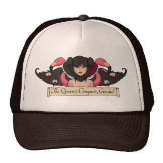 The Queen's Croquet-Ground Hat