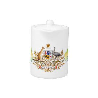 The Queen's Diamond Jubilee - Australia Teapot