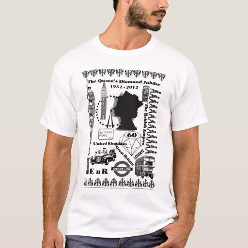 The Queens Diamond Jubilee T-Shirt