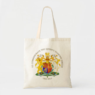 The Queen's Diamond Jubilee - UK Tote Bag