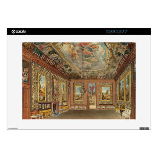 The Queen's Drawing Room, Windsor Castle, from 'Ro Laptop Skin