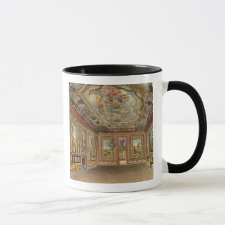 The Queen's Drawing Room, Windsor Castle, from 'Ro Mug