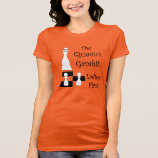The Queens Gambit, Women's Racer back Tank