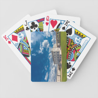 The Queen's House, Greenwich Bicycle Playing Cards