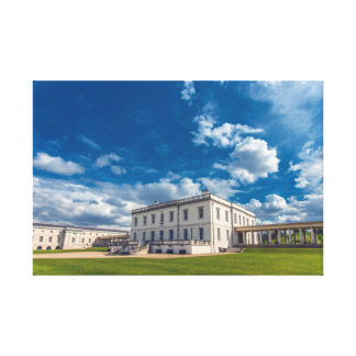 The Queen's House, Greenwich Canvas Print