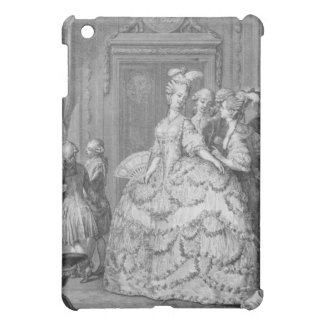 The Queen's Lady-in-Waiting, engraved by P.A. Mart Case For The iPad Mini