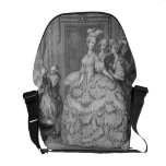 The Queen's Lady-in-Waiting, engraved by P.A. Mart Courier Bags