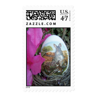 The Queen's Nest Postage Stamp