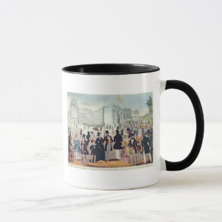 The Queen's Return from the House of Lords, 1839 ( Mug