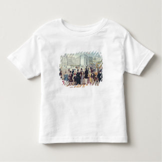 The Queen's Return from the House of Lords, 1839 ( T Shirt