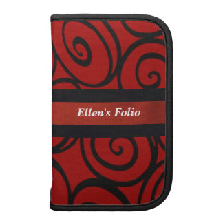The Queen's Roses Folio Planners