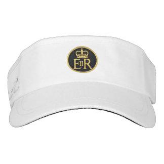 The Queen's Royal Jubilee insignia (UK) Headsweats Visor