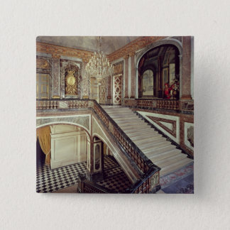 The Queen's staircase, c.1679 Pinback Button