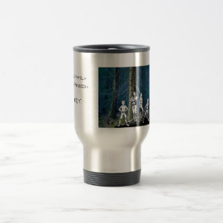 The Quest for Truth 15 oz Travel/Commuter Mug